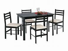 ensemble table 4 chaises new quatro vente de