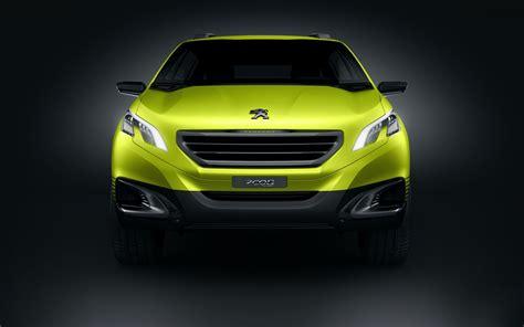 3d Peugeot Concept Car Hd Wallpaper