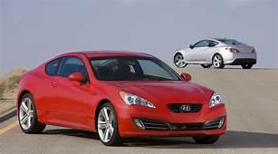 Hyundai Plots UK Imports Of Genesis Coupe  CAR Magazine