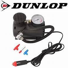 dunlop auto pkw fahrrad kompressor luftkompressor