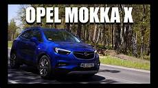 opel mokka x eng test drive and review