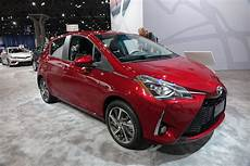 Tale Of Two Hatches New 2018 Toyota And 2018