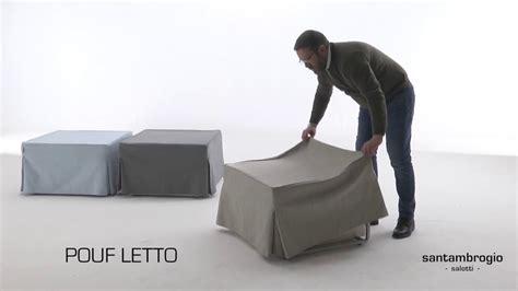 Pouf Letto Prontoletto