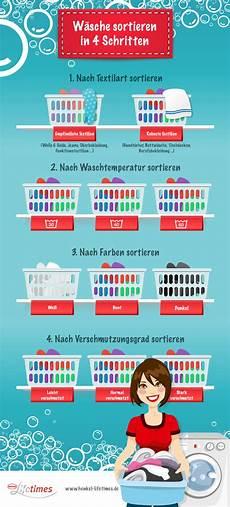 Wäsche Waschen Sortieren - w 228 sche sortieren in 4 schritten w 228 sche sortieren w 228 sche