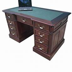 antique home office furniture antique style mahogany wood office furniture desk with 9