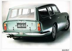 1966 Aston Martin DB6 Shooting Brake  Cars