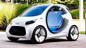 5 Mind Blowing Futuristic Smart Cars With New Technology