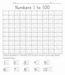 writing numbers correctly worksheet 21104 practice writing numbers 1 100 practice writing numbers 1 100 2 100 days of school writing