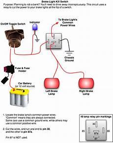 installing a rear brake light kill switch top picks oznium blog