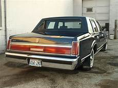 car manuals free online 1988 lincoln town car lane departure warning 1988 lincoln town car precision car restoration