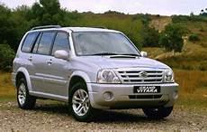 car reviews suzuki grand vitara xl 7 2 0 litre td the aa