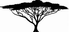 afrikanischer baum silhouette tree clip clipartfest costuming
