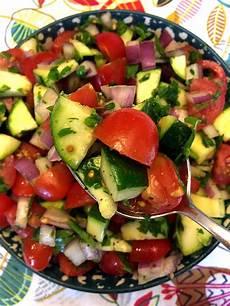 zucchini tomato salad recipe melanie cooks