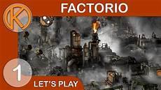 factorio evolution time factor factorio ep 1 how to begin let s play factorio gameplay youtube