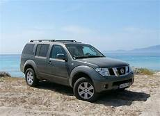 4x4 7 Places Nissan Pathfinder Occasion