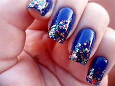 100 cute and easy glitter nail designs ideas to rock this