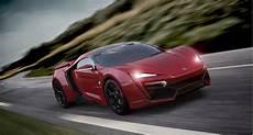 W Motors Lykan Hypersport Appears In Production Form In