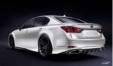 2013 lexus f sport 2013 lexus gs f sport by five axis unveiled autoevolution