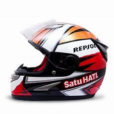 honda repsol helm helmet honda repsol 1st edition honda cengkareng