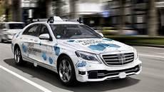Autonomes Fahren Bmw Und Daimler Wollen Angeblich