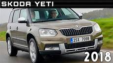 2018 Skoda Yeti Review Rendered Price Specs Release Date
