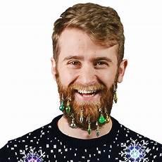 boule de noel pour barbe d 233 coration de barbe boules de no 235 l insolite