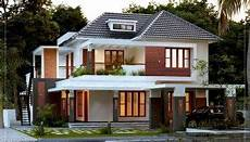 small house in kerala in 640 square feet 2300 sq ft 4 bed room modern home design pictures in 2020