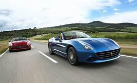 Ferrari Planning V 6 Sports Car For 2019