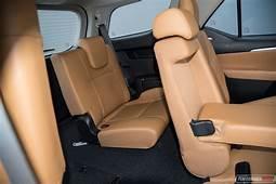 2018 Toyota Fortuner Crusade Third Row Seat