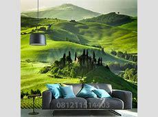 Jual Wallpaper Dinding Pemandangan Alam 3d di lapak