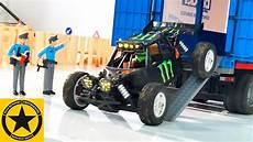 Bruder Toys Mercedes Sprinter Kommunal Bruder Container