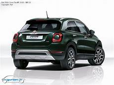 Foto Bild Fiat 500x Cross Facelift 2018 Bild 13