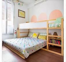 ikea kura bett mit doppelbett unter room dekoration