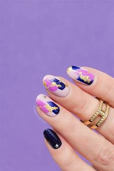 12 majestic purple nail designs to try this weekend