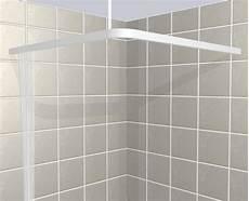 L Shape Shower Curtain Rail