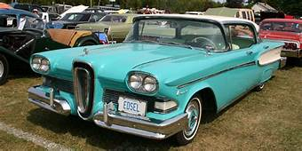 Rearview Mirror The Colossal Failure Of Ford Edsel