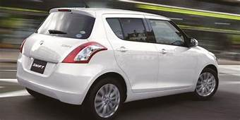 Suzuki Swift Upgraded Switches To Thailand Production