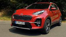 2019 kia sportage mild hybrid driving interior exterior infra red youtube