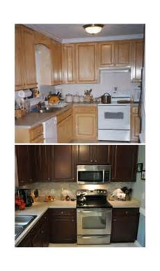 Kitchen Transformations Before And After by Before And After Photos Of My Kitchen I Used The Rust