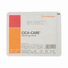 buy cica care adhesive silicone gel sheet at medical monks
