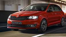 Skoda Rapid Monte Carlo To Launch In India Next Year