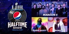 maroon 5 travis scott big boi confirmed for super bowl halftime show music news
