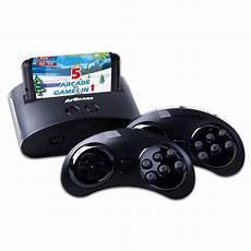 new sega genesis console sega genesis classic console deluxe 2016 85 w