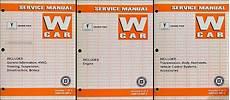 free car repair manuals 1999 pontiac grand prix head up display 2005 pontiac grand prix repair shop manual original 3 volume set