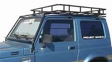 Suzuki Sidekick Roof Rack by Suzuki Grand Vitara 2007 2014 Slimline Ii Roof Rack Kit