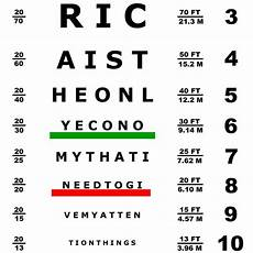 Snellen Eye Examination Chart Exam Supplies Eye Chart Snellen Teamcme