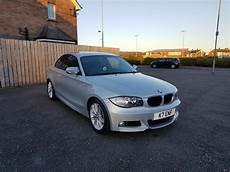 Bmw 1 Series Coupe 120d M Sport Silver 2009 December In