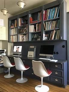 trendy home office furniture interior designer marianne evennou s paris office doubles
