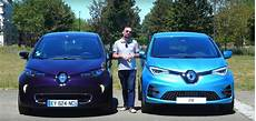 2020 renault zoe gets comparison with