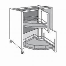 meuble de cuisine d angle bas lumio cuisine